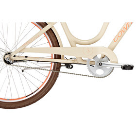 Electra Townie Original 3i EQ - Vélo de ville Femme - beige